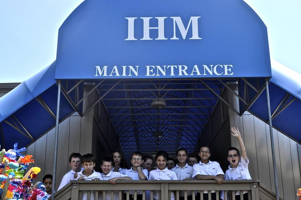 IHM Admissions Photo