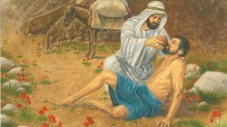 April – Parable of the Rich Man and Lazarus (Luke 16:19-31)