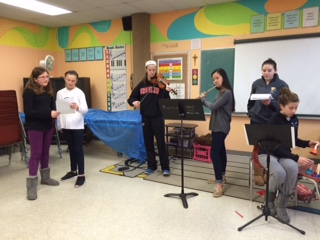 IHM kicks off Catholic Schools week on Sunday 1/31/16