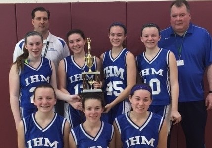 IHM Girls Basketball
