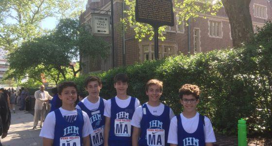 IHM Track Team News!!