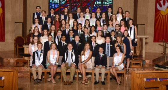 IHM 8th Grade Graduation 6/3/17