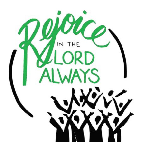 REJOICE IN THE LORD -The September focus will be on the First Commandment.