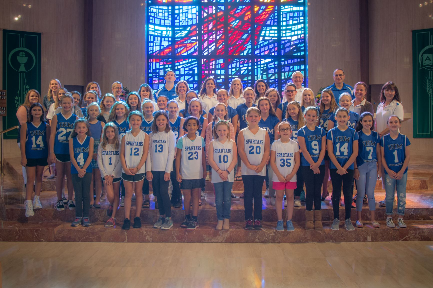 IHM Volleyball Mass 9/16/18