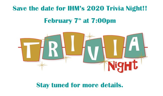 IHM's 2020 Trivia Night!!